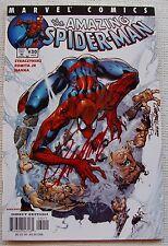 AMAZING SPIDER-MAN #30 OR #471 -DBL SIGNED BY J. SCOTT CAMPBELL & STRACZYNSKI NM