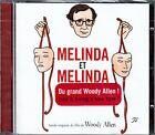 MELINDA ET MELINDA - BANDE ORIGINALE DU FILM DE WOODY ALLEN / CD - NEU