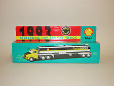 Shell Silverado Toy Tanker Truck 1993 1st in a Series