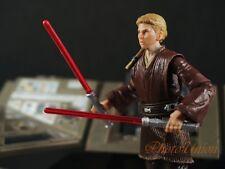 "Hasbro Star Wars 3.75"" Figure 1:18 Sith Darth Maul Lightsabre A649 E"