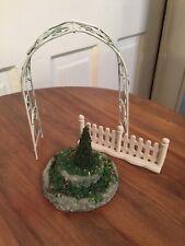 1:12 Scale Dollhouse Miniature//Fairy Garden Budget Quality Flower Trellis #ZHT8