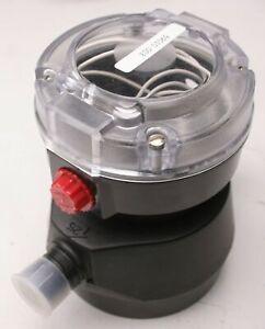 New Badger Meter PFT-2 Flow Meter, 89.80 Pulses Per Gallon, 20 ma= 40GPM