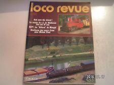 """**j Loco Revue n°433 La CS 80 """" J C """" / Autorails Mougel en HOm"""