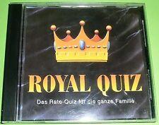Royal Quiz - Das Rate-Quiz für die ganze Familie (PC - Spiel)