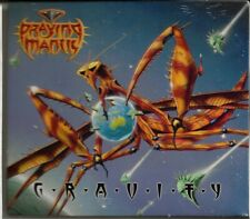 Praying Mantis Gravity Cd New/Frontiers Records! Paypal!