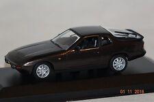 Porsche 924 1984 braun metallic 1:43 MaXichamps neu & OVP 940062121