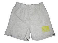 NEU Ergee tolle kurze Hose / Shorts Gr. 80 grau mit kleinem grünen Druckmotiv !