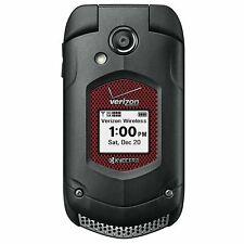 Kyocera DuraXV - Black (Verizon 3G ONLY) Cellular Phone E4520