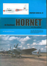 WARPAINT 19 de HAVILLAND HORNET RAF & SEA HORNET ROYAL NAVY PR NF MALAYA FEAF