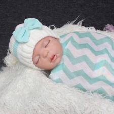Newborn Babys Girl Boys Infant Toddler Bow Knit Crochet Hat Winter Warm Beanie