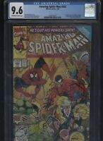 Amazing Spider-Man #343 CGC 9.6 Erik Larsen 1st appearance of CARDIAC 1991