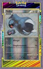 🌈Terhal Reverse - HS04:Indomptable - 43/90 - Carte Pokemon Neuve Française