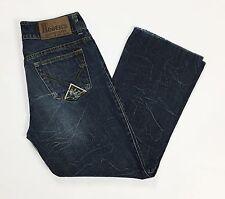 Roy rogers capri shorts lungo bermuda jeans W28 tg 42 donna usati blu T1649
