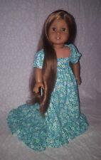 American Girl GOTY Kanani Akina Retired Doll of the Year 2011with Hawaiian Dress