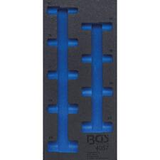 """Werkstattwageneinlage 1/3 leer für 12,5mm 1/2"""" Steckschlüssel-Satz tief Art.4057"""