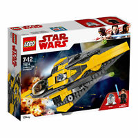 75214 LEGO Star Wars Anakin's Jedi Starfighter 247 Pieces Age 7+  For