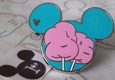 Cotton Candy Food Icon Disneyland 2015 Hidden Mickey Disney Pin Buy 2 Save $