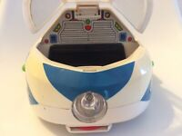 Toy Story Buzz Lightyear Space Ship Disney Pixar Think Way