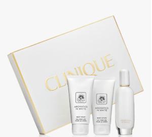 Clinique Aromatics In White Essentials Fragrance Gift Set
