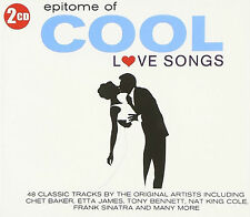 Epitome of Cool - Love Songs - 2 CD SET - BRAND NEW SEALED Etta James Sinatra