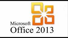 Microsoft® Office 2013 Professional Plus 5PC Lizenz ✔+GRATIS Installation DVD ✔