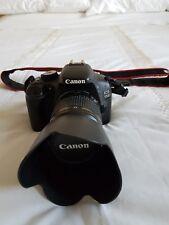 Canon EOS 550D / Rebel T2i 18.0MP Digital SLR Camera - Black (Kit w/ EF-S IS...