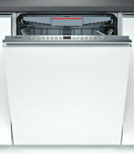 Bosch SMV66MX01A Serie 6 Fully Integrated Dishwasher - Stainless Steel