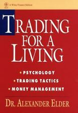 TRADING FOR A LIVING by Alexander Elder Brand New without dust jacket