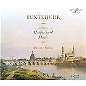 Dietrich Buxtehude - Buxtehude: Complete Harpsichord Music (2012)