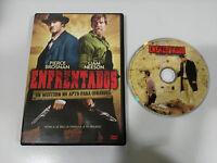 ENFRENTADOS DVD + EXTRAS PIERCE BROSNAN LIAM NEESON ESPAÑOL ENGLISH REGION 2