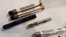 Weldon Crest Kut Lot of 3  End Mills - 4 Flute  3/8 x 3/8 x 2 1/2 OAL 66302-00-w