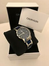 Calvin Klein Mens Watch CK Brand New 100% Authentic With Box K2G2G1