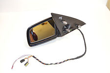 BMW E63 645 Ci 6 Series ELECTRIC FOLDING WING MIRROR WITH LIGHT PASSENGER SIDE