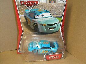 Disney Pixar CARS VIEW ZEEN Nascar No 39 Race Car RARE Start Grid for Christmas