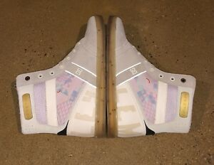 DC Admiral Lemar And Dauley High Life Collection Size 11.5 US White Deadstock