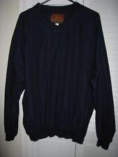 Redstone Golf Windshirt Microfiber sz  L Pullover Excellent!