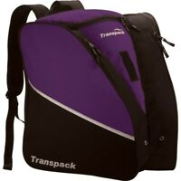 Transpack Edge Boot Bag-Purple