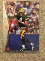 Upper Deck 1995 Brett Favre Card