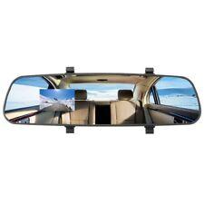 "2.7"" HD 1080P In-Car Rear View Mirror Dash DVR Cam Video Recorder Camera Mo J1O8"
