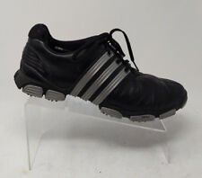 df49b77b8a5 Adidas Tour 360 4.0 ClimaProof Traxion Mens Golf Shoes 816227 Size 9 Black