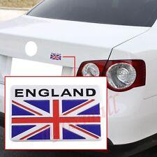 Vehicle Accessories 3D Badge Emblem Decals Sticker For Britain Briland Flag Logo