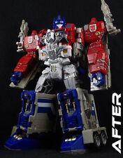 POWERMASTER OPTIMUS PRIME - CUSTOM - Titans Return Transformers Leader Class