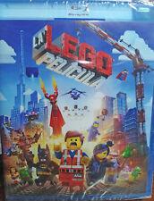Lego la Película. En Formato Blu Ray. Nuevo, precintado.