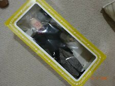 W.C. Fields Effanbee doll  nrfb original box all his clothes,non-smoking home