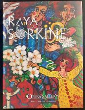 RAYA SORKINE...Biographie livre  superbe...190 pages