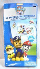 Paw Patrol 16 Puzzle Valentines