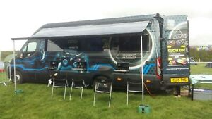 Iveco Daily Gaming Van Business. Quick return on investment