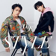SUPER JUNIOR D&E STYLE First Limited Edition CD Booklet Card Japan AVCK-79489