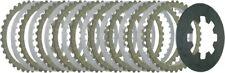Belt Drives LTD Hi-Perf Clutch Kit w/ Extra Plate for Harley 91-15 XL BTXP-12