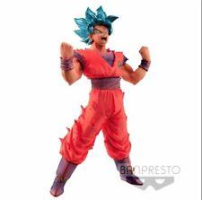Banpresto DragonBall Blood of Saiyans Super Saiyan God Son Gokou Series Figure